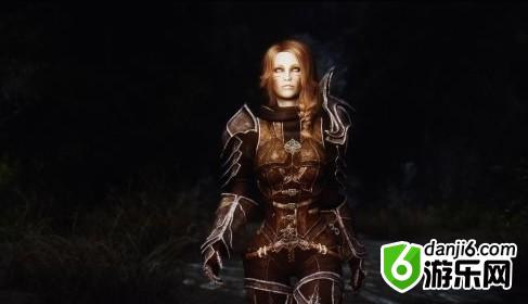 上古卷轴5 天际 新版暗黑3恶魔猎手套装mod下载 游戏存档...