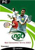 新一代网球2003硬盘版 Next Generation Tennis 2003