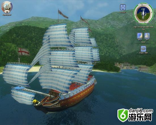 加勒比海盗2:沉船之城硬盘版截图