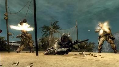 战地2:现代战争硬盘版