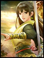 天龙八部3D手机游戏美人菊剑属性介绍