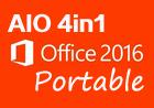 MS Office2016四合一绿色精简版