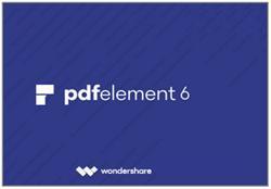 万兴WondersharePDFelement v6.8.0.3523 绿色破解版本