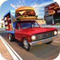 食物卡车驾驶模拟器游戏安卓手机版