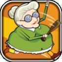 跑酷老奶奶