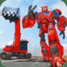 机器人变形挖掘机正式版