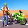 新城市摩托车赛车游戏